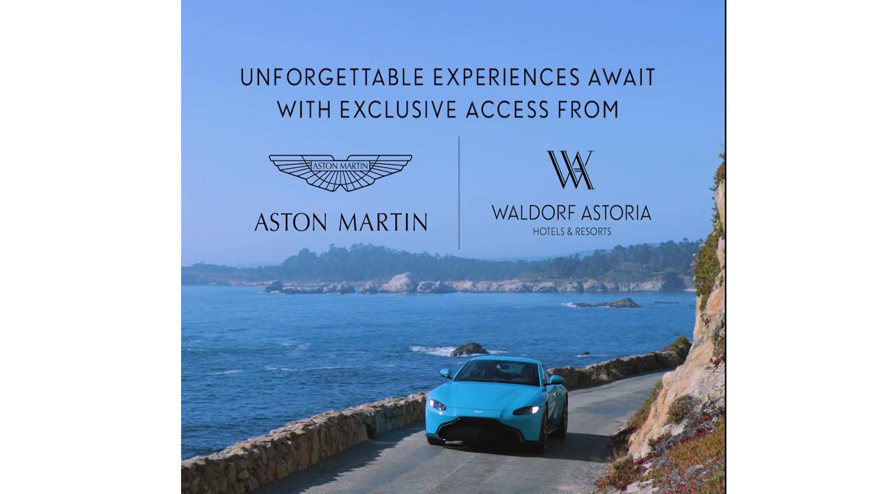 Aston Martin - Master Social